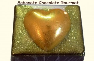 sabonete chocolate