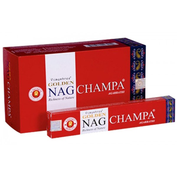 INCENSO INDIANO - NAG CHAMPA (GOLD)