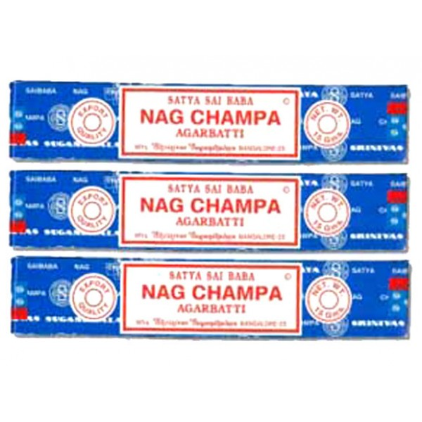 INCENSO INDIANO - NAG CHAMPA (ORIGINAL)