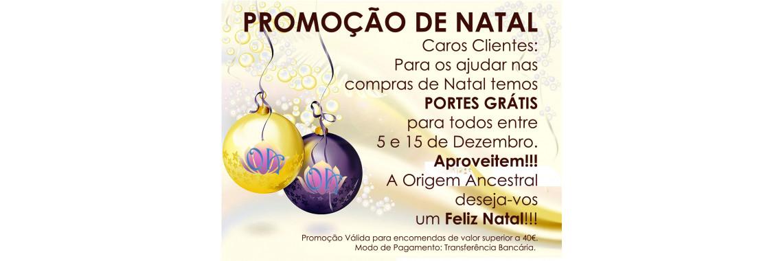 Natal Portes Grátis
